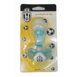 Set Clip+Succhietto Juventus