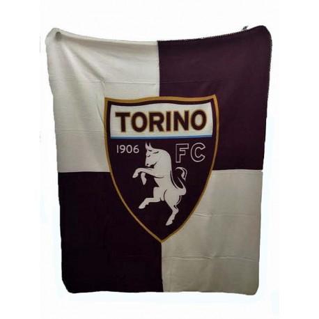 Plaid in Pile Torino FC