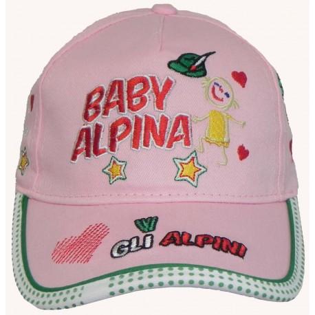 Cappello Visiera Baby Alpina