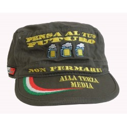 Cappello Terza Media Alpini