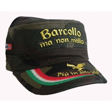 Cappello Visiera Barcollo Ma Non Mollo