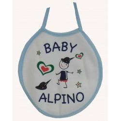 Bavaglino Baby Alpino