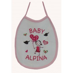 Bavaglino Baby Alpina