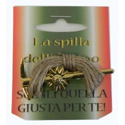 Spilla Picozza Alpini