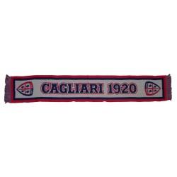 Sciarpa Jacquard Cagliari Calcio