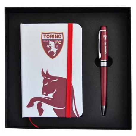 Set Penna e Block Notes Torino FC