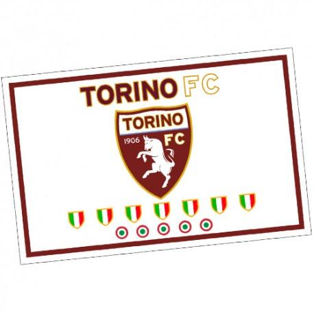 Bandiera Bianca Torino FC