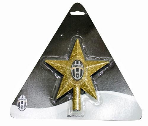 Addobbi Natalizi Juventus.Puntale Albero Di Natale Juventus Marcello55