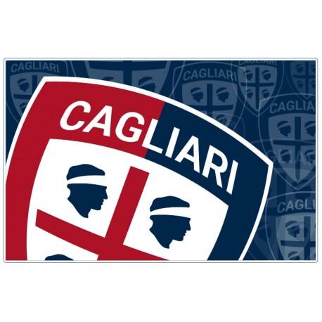 Bandiera Blu Cagliari 50x70