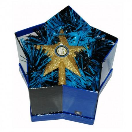 Kit Decorazione Albero di Natale Inter