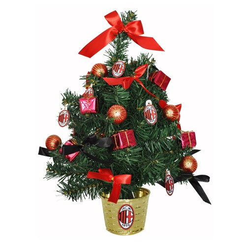 Albero Di Natale Milan.Albero Di Natale Milan