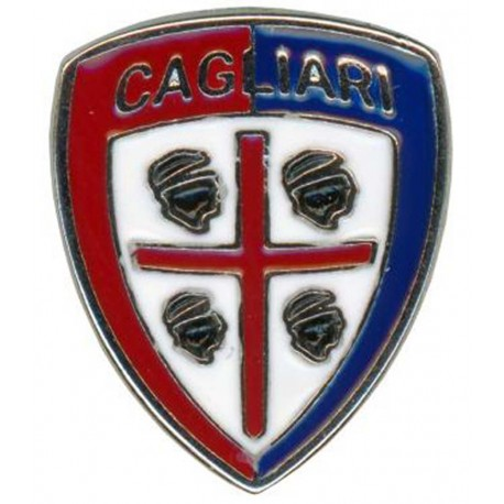 Magnete Logo Cagliari Calcio