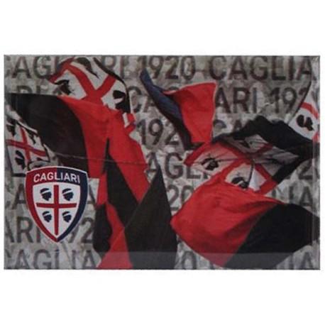 Magnete Bandiere Cagliari Calcio