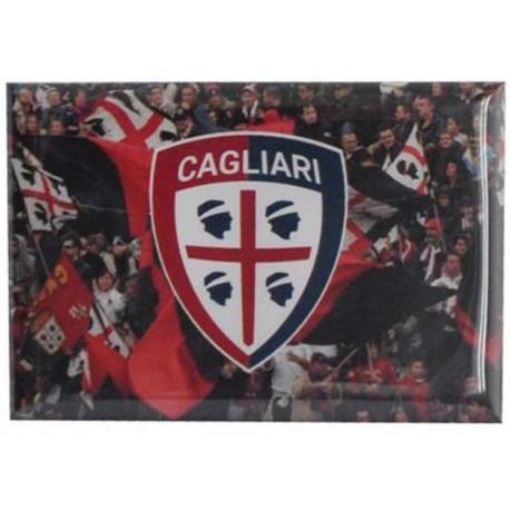 Magnete Tifoseria Cagliari Calcio