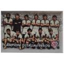 Magnete Campioni Cagliari Calcio