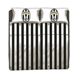Completo Letto Matrimoniale Bianconero Juventus