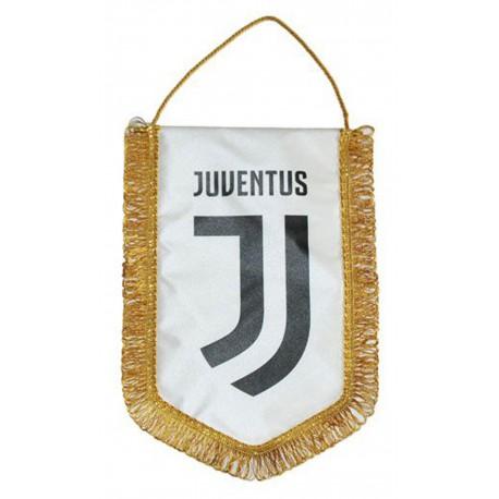 Gagliardetto Pentagonale Bianco Juventus