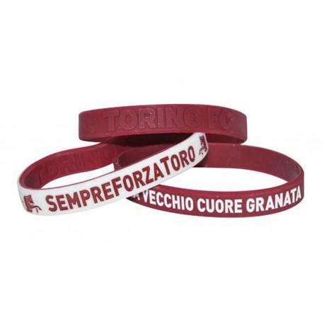 Tris Bracciali Torino FC
