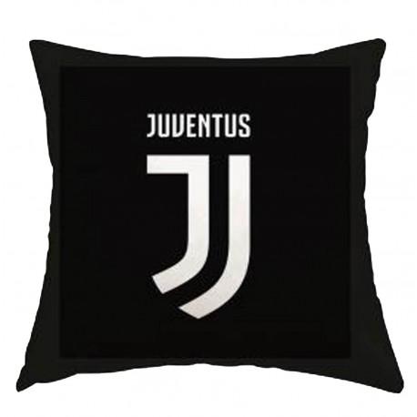 Cuscino Arredo Nero Juventus