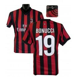 Maglia Replica Ufficiale Bonucci Milan