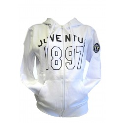 Felpa Bianca Juventus 1897