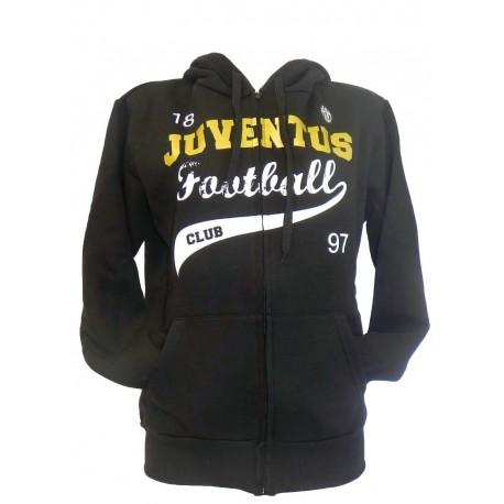 Felpa Juve Bianca da Uomo Juventus 1897 Prodotto Ufficiale Juventus