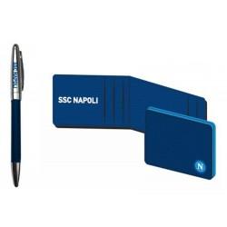 Set Penna+Portafoglio SSC Napoli