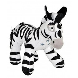 Zebra di Peluche Juventus