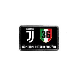 Spilla 36° Scudetto Juventus