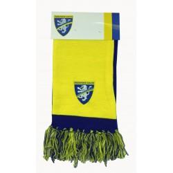 Sciarpa Tubolare Gialla-Blu Frosinone Calcio