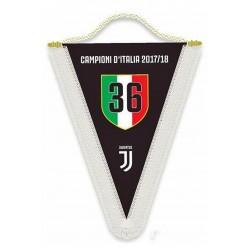 Gagliardetto 36° Scudetto Juventus