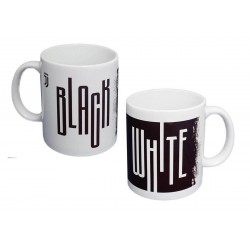 Tazza Black & White Jvuentus