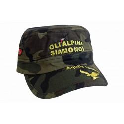 Cappello Mimetico Alpini