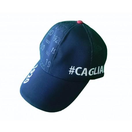Cappello Visiera Cagliari Calcio