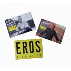 Magnete in Metallo Eros Ramazzotti