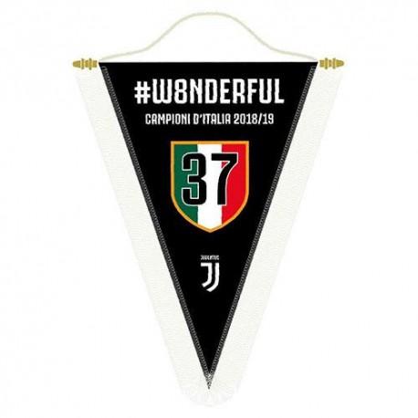Gagliardetto 37 Scudetto Juventus