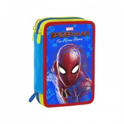 Portapenne 3 Zip Spider-Man Seven