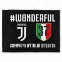 Bandiera 37° Scudetto Juventus