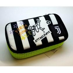 Portapenne Quick Case Juventus