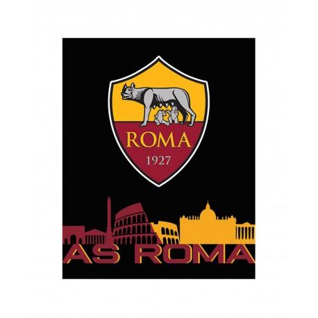 Plaid in Pile Roma
