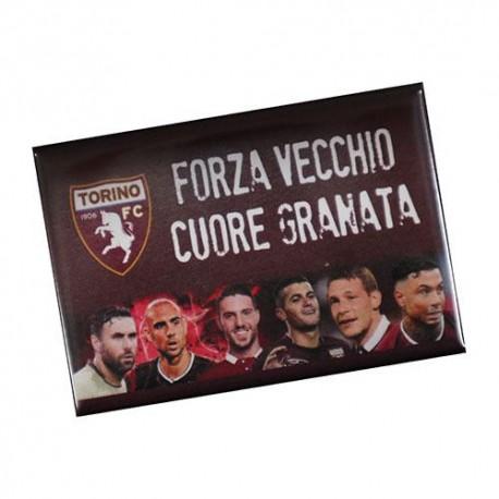 Magnete Giocatori Torino FC