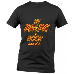 T-Shirt Papà Rock