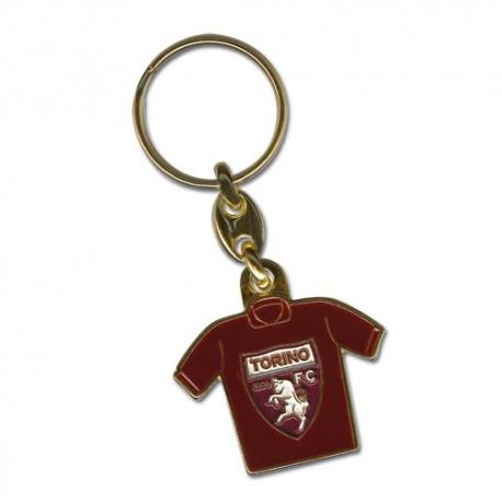 Portachiavi Maglietta in Metallo Torino FC