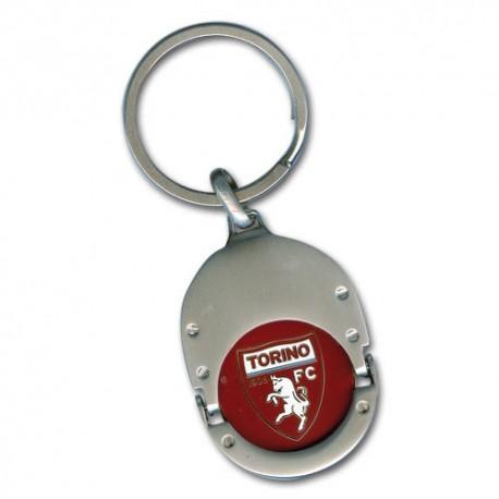 Portachiavi Moneta Sgancia Carrello Torino FC