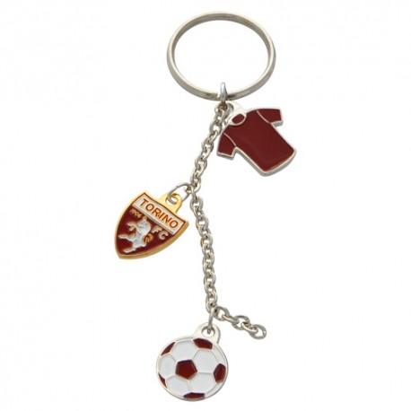 Portachiavi con Charms Torino FC