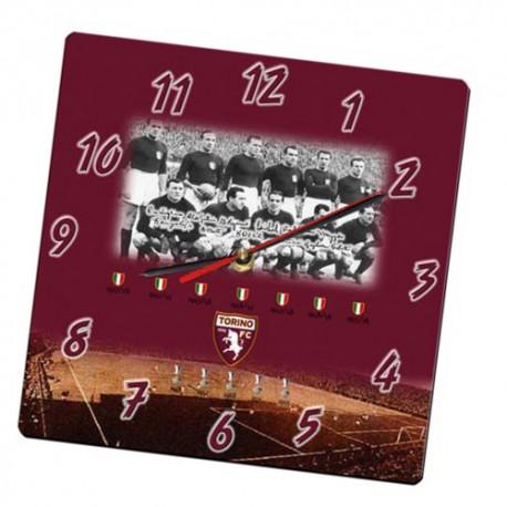 Orologio da Parete in Plexiglas Torino FC