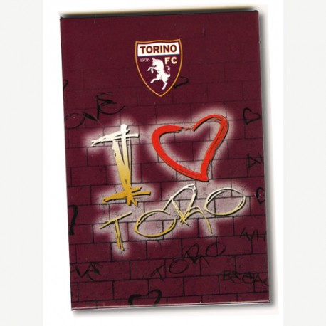 Magnete Metallo Murales Torino FC