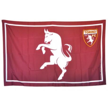 "Bandiera ""Toro"" 145x90 cm. Torino FC"